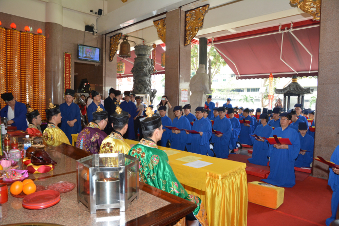 2013 Taoist Initiation Rites