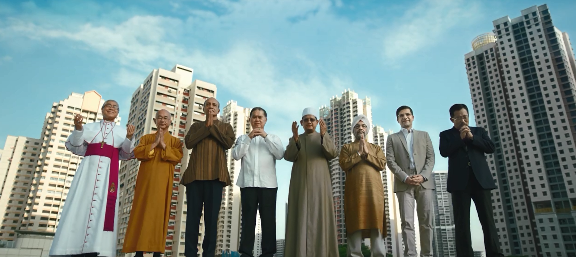 Commitment to Safeguard Religious Harmony
