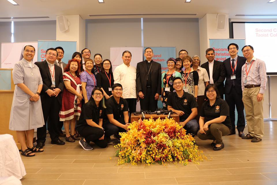 Final Statement of 2nd Christian-Taoist Dialogue Colloquium Christian and Taoist Ethics in Dialogue 4-8 November 2018 Singapore
